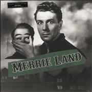 Click here for more info about 'The Good, The Bad And The Queen - Merrie Land - 180gram Green Vinyl - Sealed'