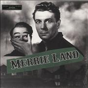 Click here for more info about 'The Good, The Bad And The Queen - Merrie Land - 180gram Green Vinyl'