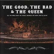 Click here for more info about 'The Good, The Bad And The Queen - The Good, The Bad & The Queen: Sheet Music'