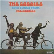 The Goodies Sing Songs From The Goodies UK vinyl LP