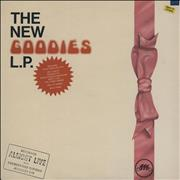 The Goodies The New Goodies L.P. UK vinyl LP