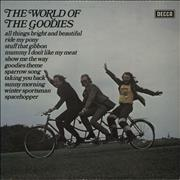 The Goodies The World Of The Goodies UK vinyl LP