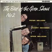 Click here for more info about 'The Goons - The Best Of The Goon Shows No. 2 - 1st'