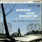Click here for more info about 'The Gospel Harmonettes - Singin' And Shoutin' EP'