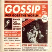 Click here for more info about 'The Gossip - Pop Goes The World'