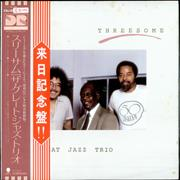 Click here for more info about 'The Great Jazz Trio - Threesome'