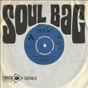 "The Greatest Little Soul Band In The Land Something For My People UK 7"" vinyl Promo"