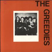 Click here for more info about 'The Greedies - A Merry Jingle + Sleeve - EX'