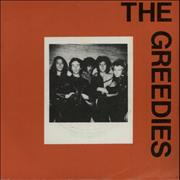 Click here for more info about 'The Greedies - A Merry Jingle + Sleeve'