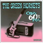 Click here for more info about 'The Green Hornets - Crazy 60's Kids EP'