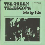 Click here for more info about 'The Green Telescope - Two By Two - Green Sleeve'