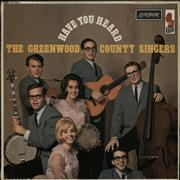 Click here for more info about 'The Greenwood County Singers - Have You Heard'