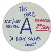 Click here for more info about 'The Grid - A Beat Called Love'