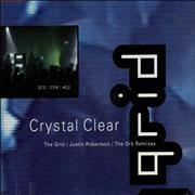Click here for more info about 'The Grid - Crystal Clear'
