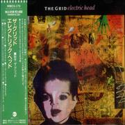 Click here for more info about 'The Grid - Electric Head'