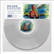 Click here for more info about 'The Grid - Floatation - Clear Vinyl'