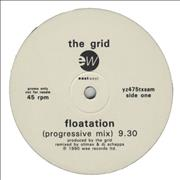 Click here for more info about 'The Grid - Floatation'