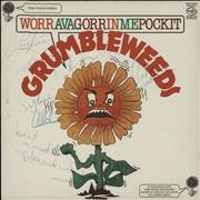 Click here for more info about 'The Grumbleweeds - Worravagorrinmepockit - Autographed'