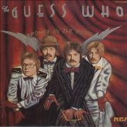 Click here for more info about 'The Guess Who - Power In The Music'