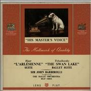 Click here for more info about 'The Hallé Orchestra - Bizet: L'arlésienne Suite / Tchaikovsky: The Swan Lake Ballet Suite'