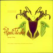 Click here for more info about 'The Heart Throbs - Spongy Thing EP'