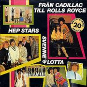 Click here for more info about 'The Hep Stars - Fran Cadillac Till Rolls Royce'