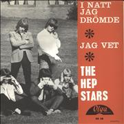 Click here for more info about 'The Hep Stars - I Natt Jag Dromde'