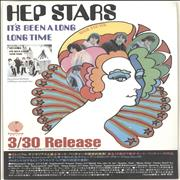 Click here for more info about 'The Hep Stars - It's Been A Long Long Time'