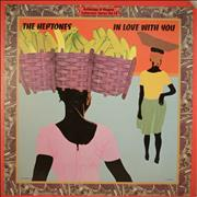 The Heptones In Love With You USA vinyl LP