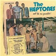 The Heptones Meet The Now Generation UK CD album