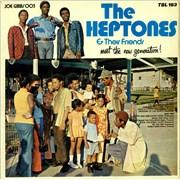 The Heptones Meet The Now Generation! UK vinyl LP