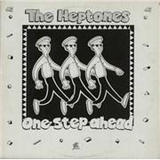 "The Heptones One Step Ahead UK 12"" vinyl"