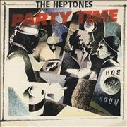 The Heptones Party Time UK vinyl LP