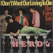 Click here for more info about 'The Herd - I Don't Want Our Loving To Die'