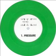 Click here for more info about 'The Heys - Pressure - Green Vinyl'