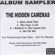 Click here for more info about 'The Hidden Cameras - Album Sampler'