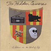 Click here for more info about 'The Hidden Cameras - I Believe In The Food Of Life'