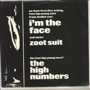 Click here for more info about 'The High Numbers - I'm The Face + Sleeve'