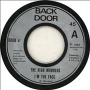 Click here for more info about 'The High Numbers - I'm The Face - Jukebox'