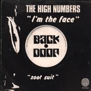 Click here for more info about 'The High Numbers - I'm The Face'