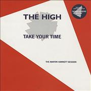 Click here for more info about 'The High - Take Your Time'