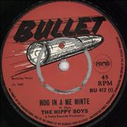 Click here for more info about 'The Hippy Boys - Hog In A Me Minte'