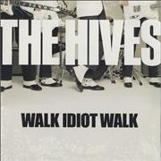 Click here for more info about 'The Hives - Walk Idiot Walk - Sealed'
