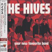 Click here for more info about 'The Hives - Your Favorite New Band'