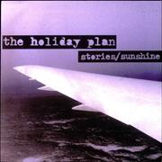 Click here for more info about 'The Holiday Plan - Stories/ Sunshine - Clear Vinyl'