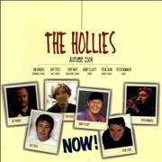 Click here for more info about 'The Hollies - Autumn 2004 + Ticket Stub'