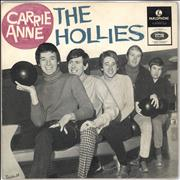 Click here for more info about 'The Hollies - Carrie Anne EP'