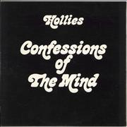 Click here for more info about 'The Hollies - Confessions Of The Mind - EX'