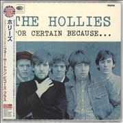 Click here for more info about 'The Hollies - For Certain Because...'