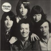 Click here for more info about 'The Hollies - Hollies + Insert - Stickered Sleeve'